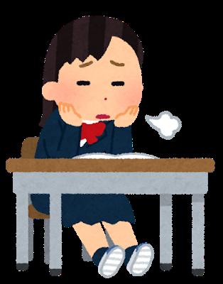 学校で疲れてしまう子ども